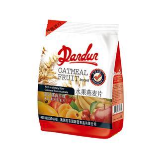 【中文标】丹顿dandun水果燕麦片35g×14包(袋装)