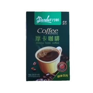 【中文标】香港丹顿摩卡咖啡35g×6包