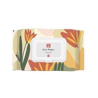 gb好孩子婴儿柔湿巾(植物精粹)80片UW1101*6包装